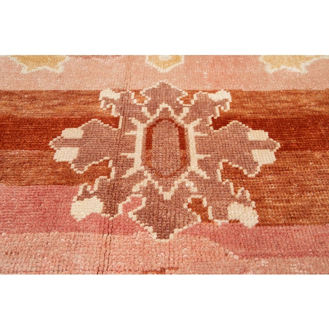 Brown 21st Century Contemporary Kars Wool Rug For Sale - Image 8 of 13