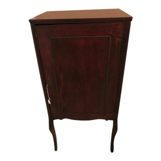 20th Century Traditional Sheet Music Cabinet For Sale
