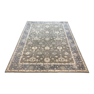"""Pottery Barn """"Mila"""" Hand Knotted Persian Style Rug - 9' x 12'"""
