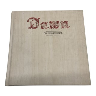 Phil Elverum Dawn Winter Journal Book and CD For Sale