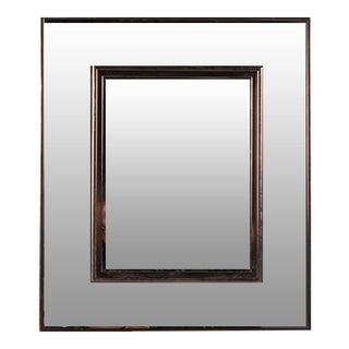 Contemporary Framed Mirror