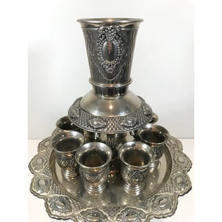 Vintage Kiddush Wine Fountain Preview