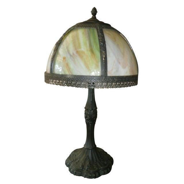 Tiffany Replica Table Lamp - Image 1 of 4