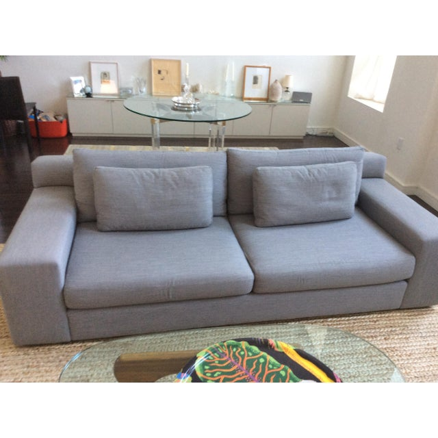 Contemporary Design Within Reach Contemporary Sofa For Sale - Image 3 of 7