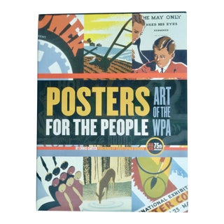 Posters for the People: Art of the Wpa Book For Sale