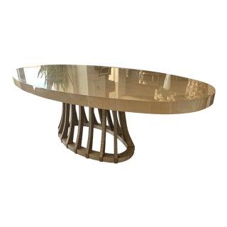 Contemporary Matsuoka Opera Dining Table For Sale
