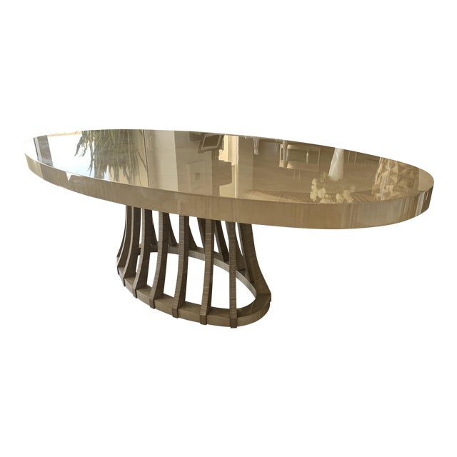 Contemporary Matsuoka Opera Dining Table For Sale