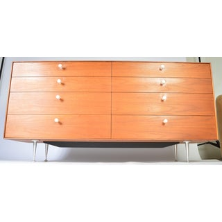 George Nelson for Herman Miller Teak 8-Drawer 'Thin Edge' Dresser Preview