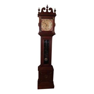 Vintage Colonial Grandfather Clock