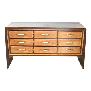 Mahogany Veneered and Maple Dresser by Guglielmo Ulrich, Italy, 1930s-1940s For Sale
