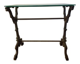 Image of Newly Made Industrial Console Tables