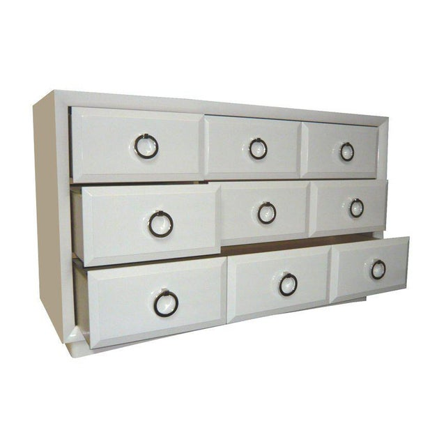 2010s Customizable Artem Lacquered Dresser For Sale - Image 5 of 8