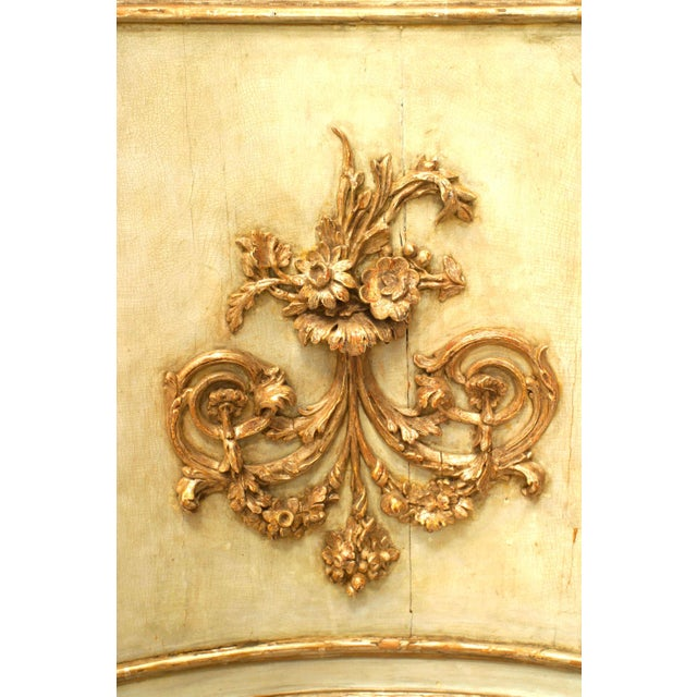 Paint Monumental 18th C. Italian Silver Gilt Carved Commode For Sale - Image 7 of 8