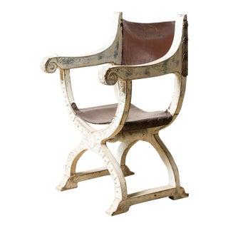 1900s Antique Dante Chair For Sale
