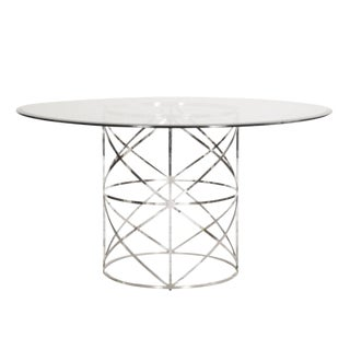 Worlds Away Anderson Dining Table For Sale