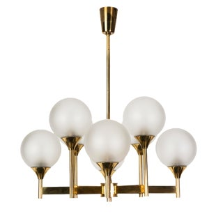 Exceptional Sputnik Chandelier For Sale