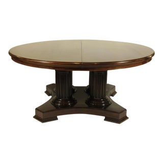 1950s English William IV Style Dining Table For Sale