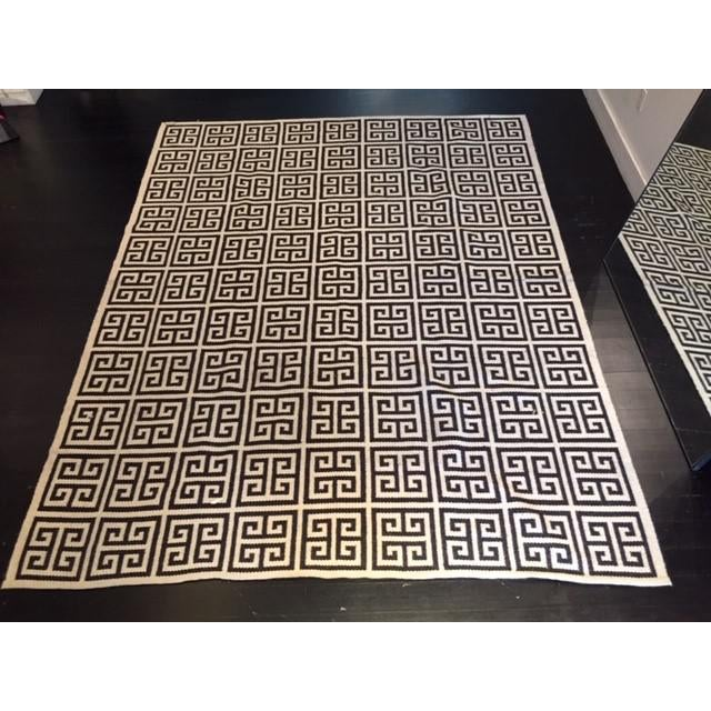2000s Jonathan Adler Area Rug - 8′ × 10′ For Sale - Image 5 of 5