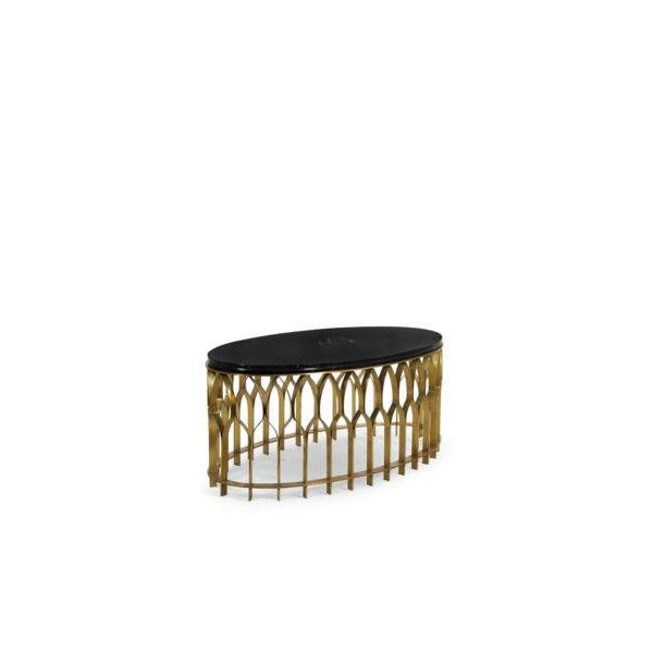 Modern Mecca II Center Table From Covet Paris For Sale - Image 3 of 3