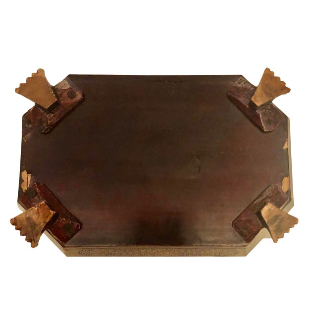 19th Century Chinese Tea Box For Sale - Image 10 of 11
