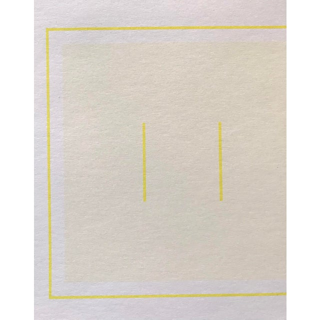Artist - Antonio Calderara Title - Geometric Composition #1 Signed - Initialled in pencil on reverse Limited Edition -...
