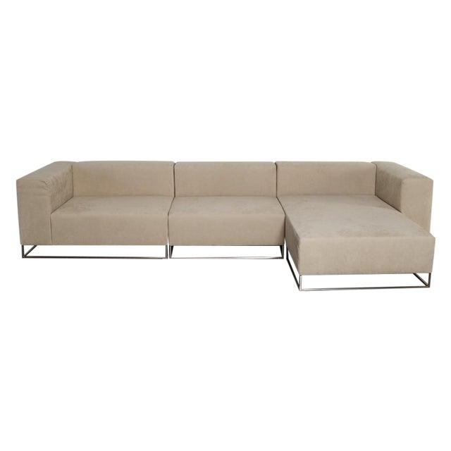 Living Divani 'Wall 2' Sectional by Piero Lissoni - Image 1 of 4