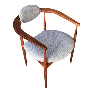 Vintage Mid-Century Modern Arm Chair