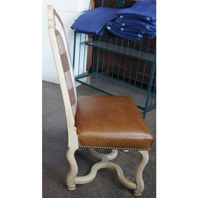 Brown 6 Century Furniture Mill Room Side Chairs T29-531 Bob Timberlake French Country For Sale - Image 8 of 8
