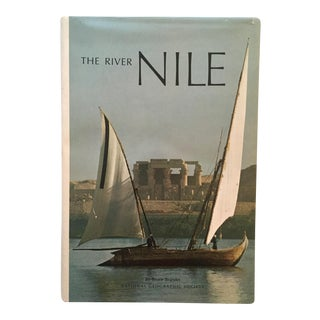 "Vintage ""The River Nile"" Photography Book"