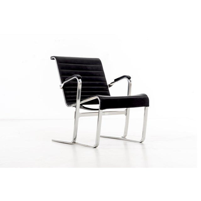 Pair of Marcel Breuer Lounge Chairs For Sale In Los Angeles - Image 6 of 13