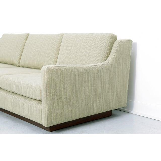 Milo Baughman Mid-Century Modern Sofa - Image 8 of 11