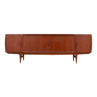 1950s Danish Credenza by Johannes Andersen For Sale