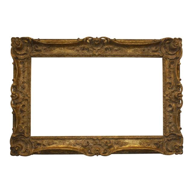 Antique Louis XIV Style Art Frame For Sale