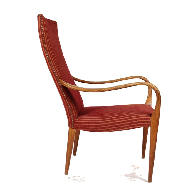 1943 Swedish Modern Armchair - Image 3 of 5