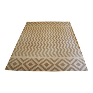 Vintage Madeline Weinrib for ABC Carpet & Home Lupe Area Rug - 8′ × 10′
