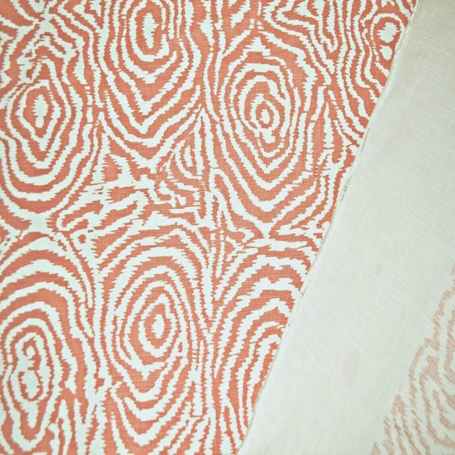 This listing is for a beautiful Quadrille designer fabric. Manufacturer: Quadrille Pattern: Meloire Reverse Style: Print...