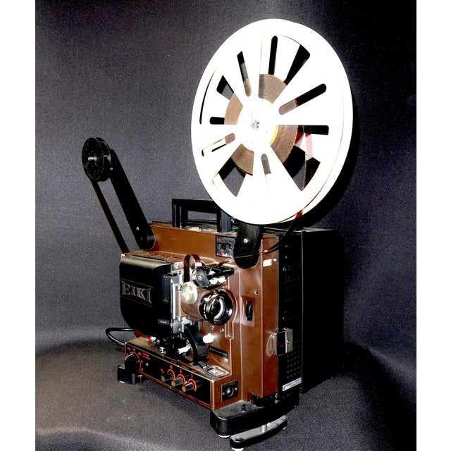 Circa Mid 20th Century 16mm Sound on Film Movie Projector for Decorative Display For Sale - Image 9 of 13