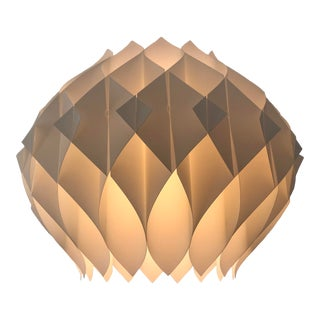 Le Klint Honeycomb Origami Pendant Light For Sale