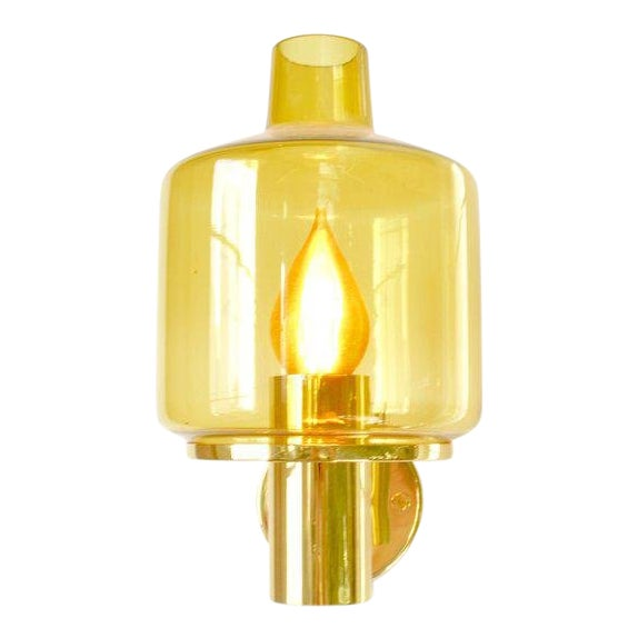 Single Hans-Agne Jakobsson Wall Sconce For Sale