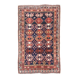 Antique Persian Qashqai Rug For Sale