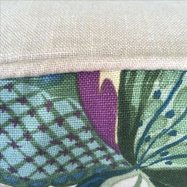 Cowtan & Tout Printed Jungle Pillows - A Pair - Image 4 of 5