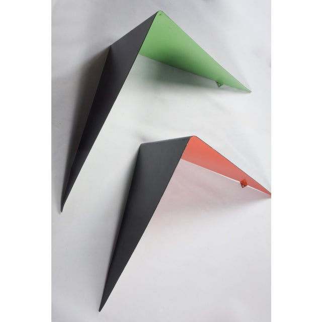 Mid 20th Century Vintage Mid-Century Poul Cadovius Butterfly Shelves - A Pair For Sale - Image 5 of 8