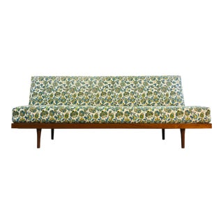 Vintage Mid Century Modern Day Bed Sofa For Sale
