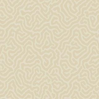 Cole & Son Coral Wallpaper Roll - Parchment For Sale