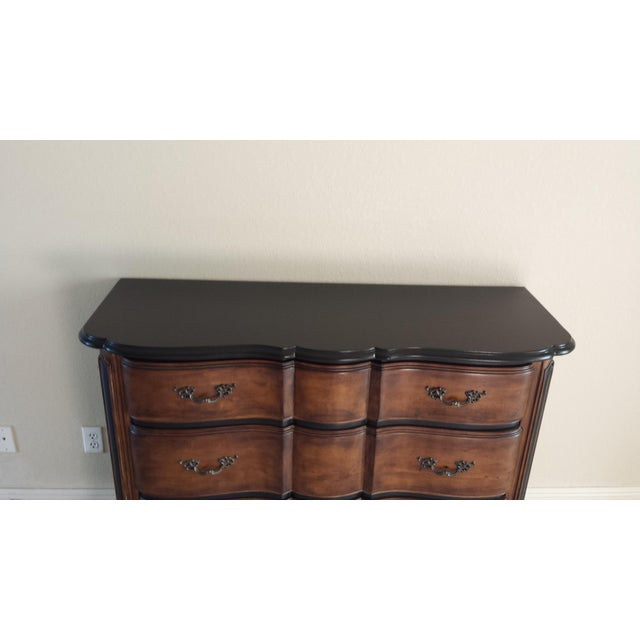 French Provincial Drawers Dresser - Image 4 of 11