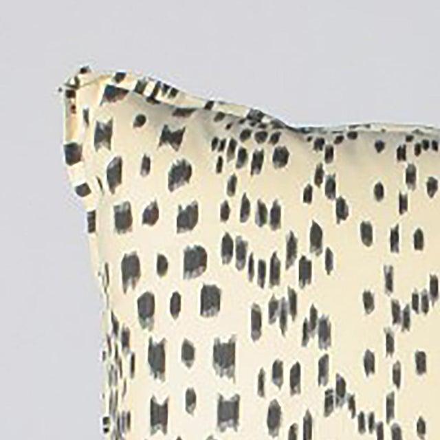 Pair of Brunschwig & Fils Les Touches pillows