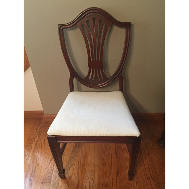 Early 20th Century Hepplewhite Chair For Sale - Image 11 of 11
