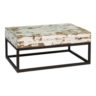 Antique Beam Coffee Table