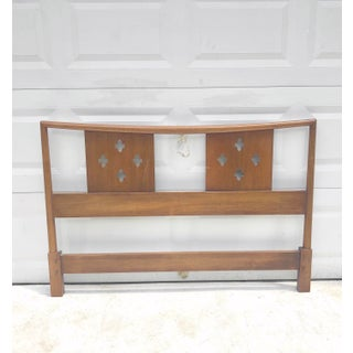 Mid-Century Modern Full Size Headboard Preview
