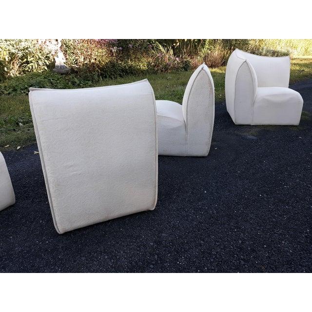 Mario Bellini for B&b Italia Le Bambole 6 Piece Sectional Sofa For Sale - Image 11 of 13